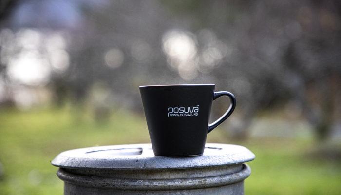 Kaffi kopp, krus av Posuva AS