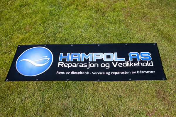 Hampol - Banner - Pvc