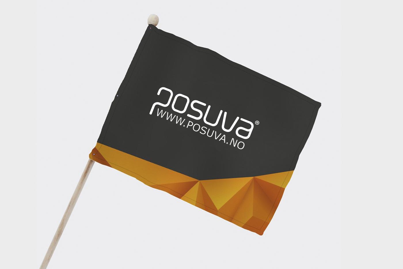 Balkong Og Supporterflagg